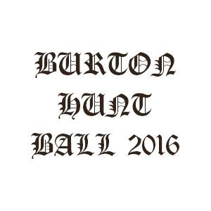 Burton Hunt Ball 2016