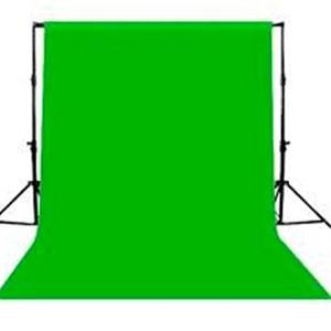 image of green screen studio