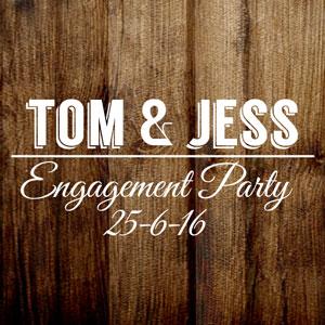 Tom & Jess Engagement