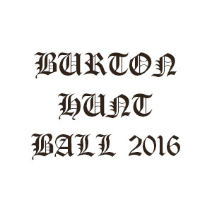 Burton Hunt Ball 2016