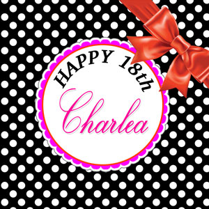 Charlea 18th Birthday