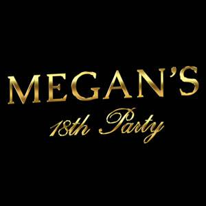 Megans 18th Birthday