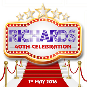 Richard's 40th Celebration