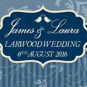 James & Laura's Wedding